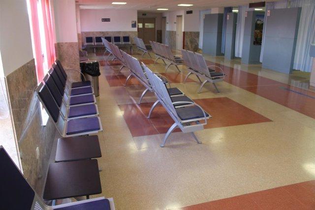 Hospital, Pasillo, Sala de espera