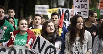 Huelga de estudiantes del 26 de octubre de 2016: dónde y cuándo son las...