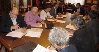 El Consejo de Diálogo Social de Valladolid tratará de llegar a un acuerdo...