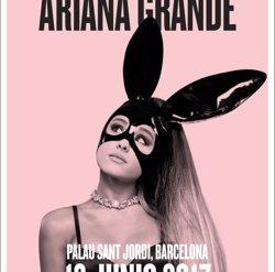 Ariana Gran actuarà el 13 de juny al Sant Jordi de Barcelona (LIVE NATION)