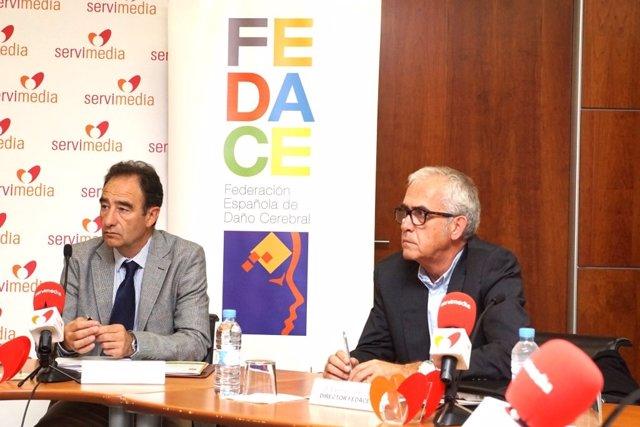 Luciano Fernández y Valeriano Garcia