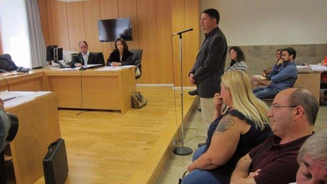 Juicio por la expulsión de Marcelo Campos de Ganemos