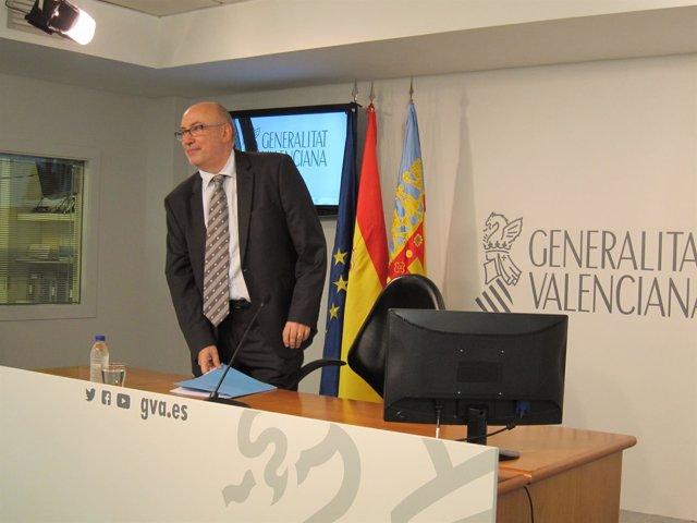 Manuel Alcaraz en una imagen de archivo