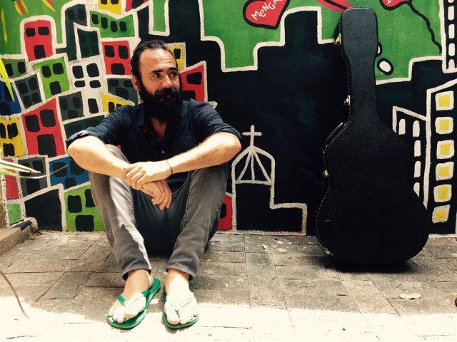 El director de cine Jorge Martínez