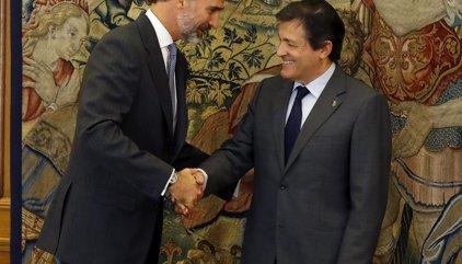 """Javier Fernández busca """"persuadir"""" a quienes siguen en el 'no' y evita hablar de sanciones"""
