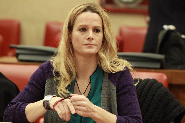 Zaida Cantera En El Congreso