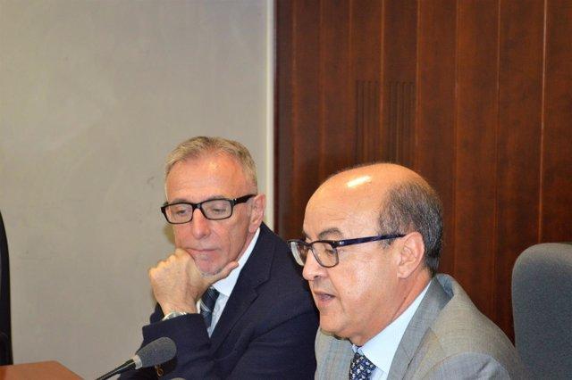 Francesc Segura, Jesús María Barrientos (TSJC)