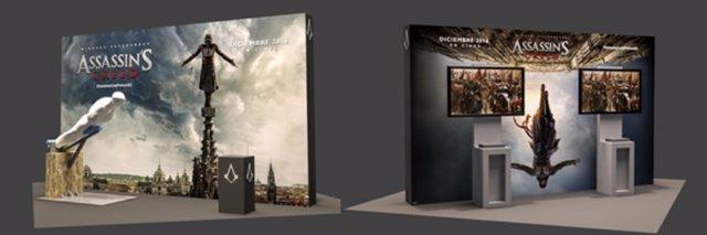 Assassins Creed asalta la Madrid Gaming Experience