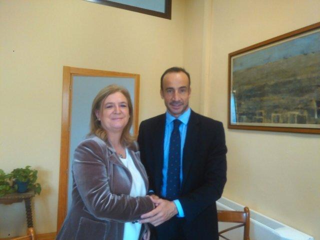 Acuerdo con La Caixa para patrocinar el Festival de Otoño de Jaén