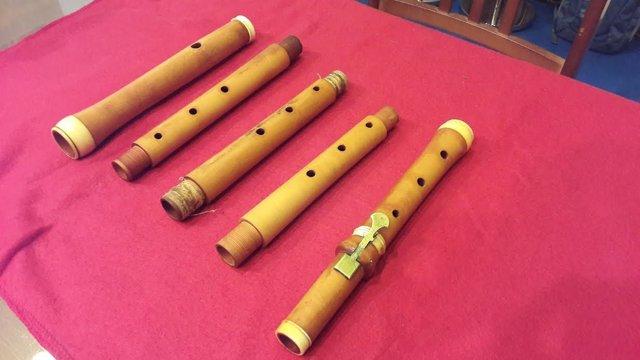 Imagen de la flauta travesera