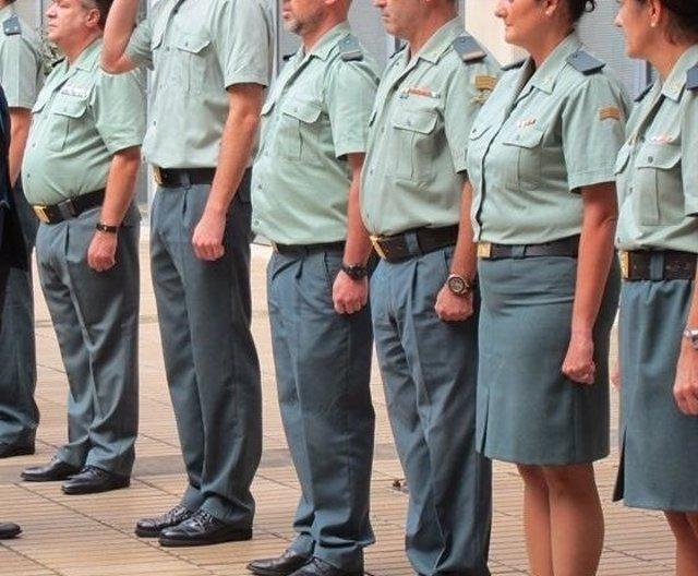 Foto de recursos de guardias civiles