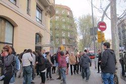 La justícia desestima la petició de Barcelona per no desallotjar 'La Rimaia' (EUROPA PRESS)