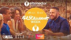 Restaurants de Barcelona, Madrid i València participen a la Restaurant Week per pal·liar la pobresa infantil (ELTENEDOR)