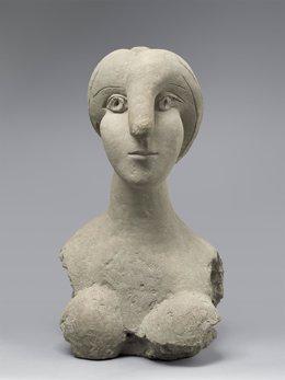 Buste de Femme (Pablo  Picasso, 1931)