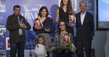 Perales, Beitia, Marín y Chourraut, reconocidas en los Premios María de...