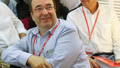 """Iceta responde a la Gestora del PSOE: """"Han reaccionado al hecho y no a la resolución"""""""