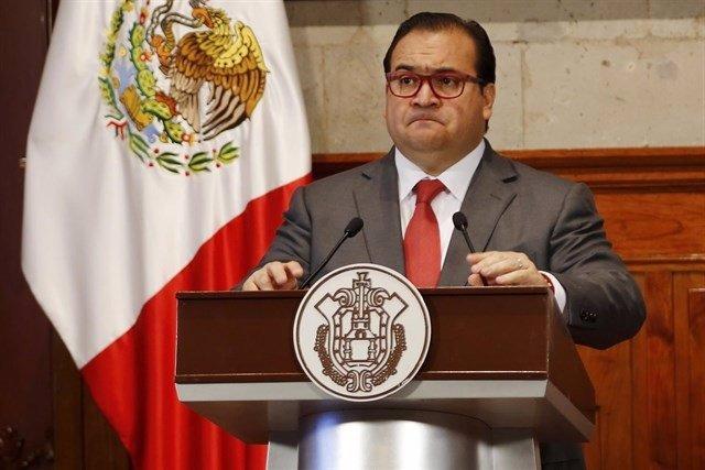 Javier Duarte Veracruz