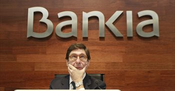 Bankia gana 731 millones hasta septiembre, un 14,5% menos
