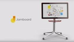 Google presenta una pissarra tàctil digital per a empreses i oficines (GOOGLE)