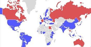 ¿Qué país es el más poderoso del mundo? Los ciudadanos responden
