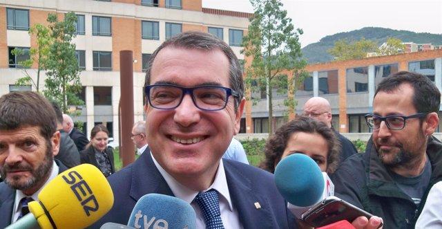 Conseller Jordi Jané