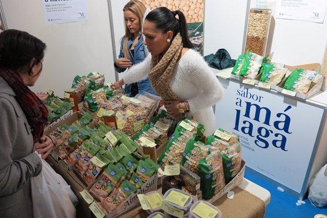 Productos de Sabor a Málaga agroalimentarios