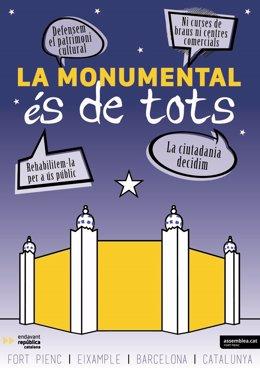 Campaña 'La Monumental es de todos'