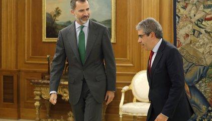 """Homs diu que la investidura de Rajoy serà """"l'enterrament"""" del PSOE: """"Els meus condols"""""""