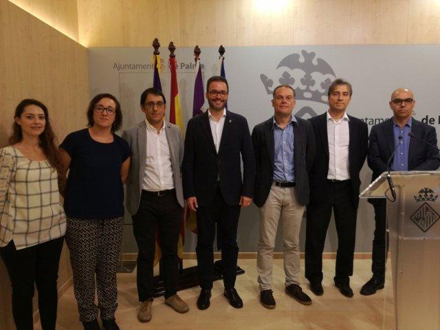 Programa de Garantía Juvenil en Palma