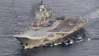 Rusia retira su solicitud de repostaje en Ceuta