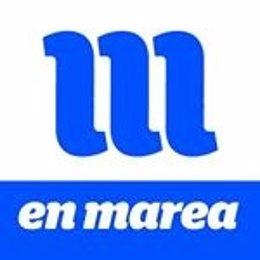 Logotipo de En Marea