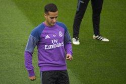 Lucas Vázquez amplia el contracte amb el Reial Madrid fins al 2021 (EUROPA PRESS)