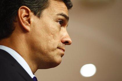 Pedro Sánchez no acude a la reunión del Grupo Socialista previa al Pleno de investidura de Rajoy
