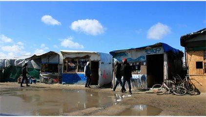 Les autoritats conclouen l'evacuació d'immigrants al camp de Calais