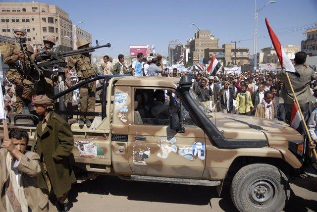 Soldados Del Ejército De Yemen