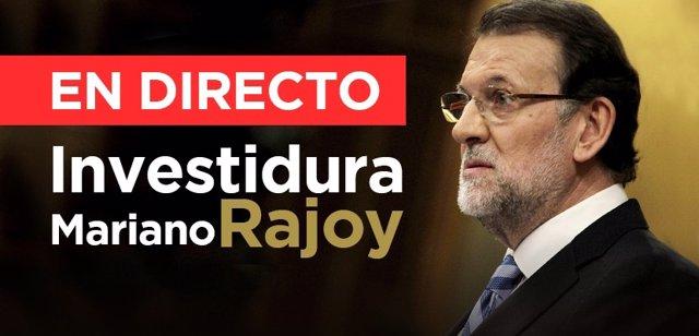 Investidura 2016   Directo