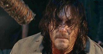 The Walking Dead: ¿Es Daryl culpable de lo sucedido con Negan?