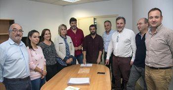 I+D, formación y diálogo social centrarán el Plan de Empleo de Camargo