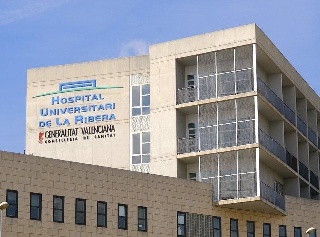 Imagen de archivo del Hospital de la Ribera