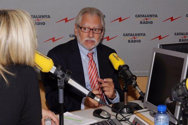 El constitucionalista Carles Viver i Pi-Sunyer