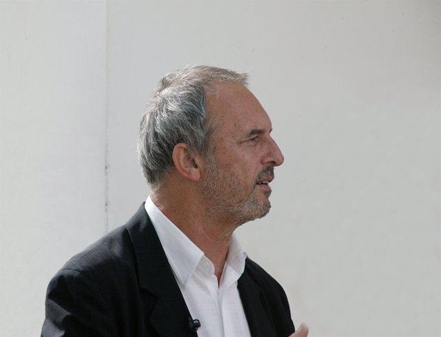 El arquitecto Guillermo Vázquez Consuegra