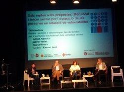 El tercer sector i el món local uneixen forces per l'ocupació de persones vulnerables (CREU ROJA)