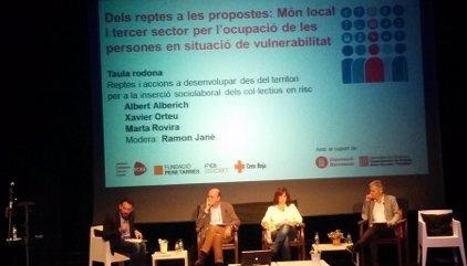El tercer sector i el món local uneixen forces per l'ocupació de persones vulnerables