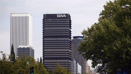 BBVA guanya 2.797 milions fins setembre, un 64% més, per l'absència d'extraordinaris negatius