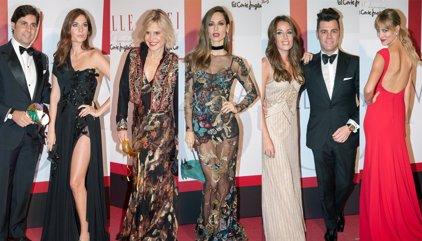 Francisco Rivera con Eugenia, Fonsi con Alba y Ariadna... la noche de los reencuentros entre ex