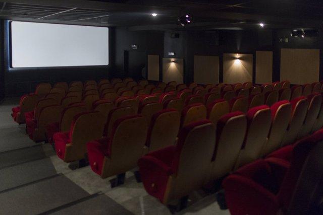 Butacas en la Fiesta del Cine