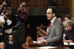 Hernando reitera que el PSOE s'absté per evitar altres eleccions que els espanyols