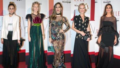 Los aciertos y los errores de la alfombra roja de los ELLE Style Awards