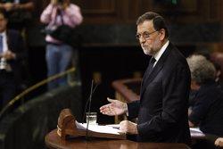 Rajoy avisa el PSOE: