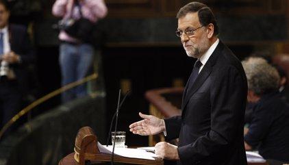 """Rajoy avisa el PSOE: """"La mateixa responsabilitat per la qual s'abstindran dissabte cal exigir-la per al futur"""""""